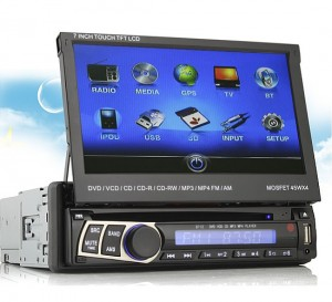 radio dvd coche bluetooth