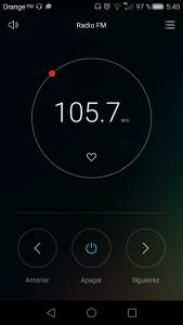 sintonizador radio fm móvil android